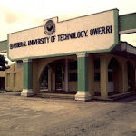 FUTO Pre-Degree first, second and third batch Admission List  2017/2018